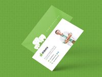 Aldenta Business Card