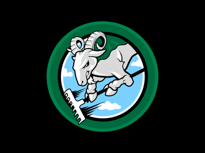 Billy Goat Squadron Patch