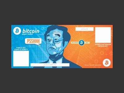 Bitcoin - Dorian Satoshi Nakamoto