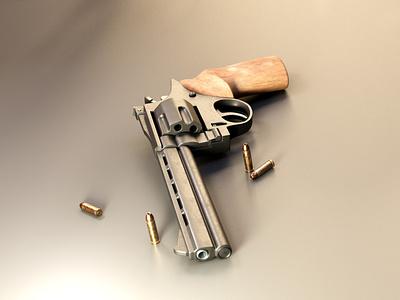 Gun gun 3dblender cycles 3d blender