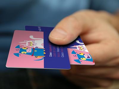 چند نوع کارت ویزیت داریم؟