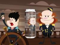 Admiral Tefetthoff Vienna Lager