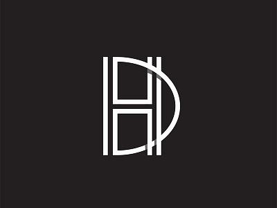 HD Logo letters brand logo adobe illustrator