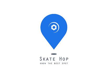 Skate Hop redesigned