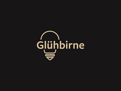 Glühbirne Logo branding adobe illustrator gold and black lightbulb logo adobe illustrator info graphic business card collateral logo design