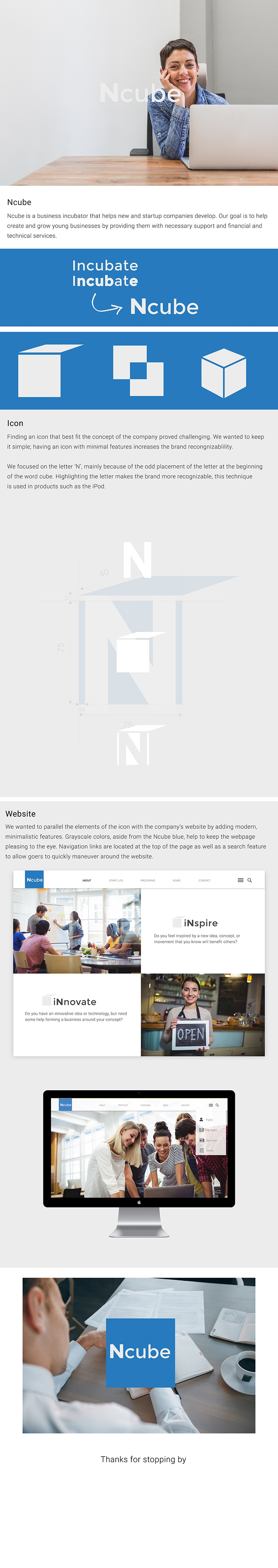 Ncube branding small