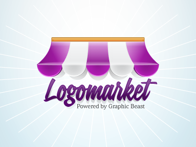 Logomarket dribble
