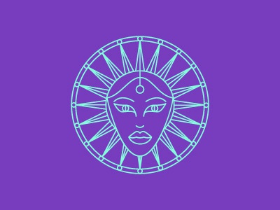 Heir Illustration queen heir illustration monoline goddess