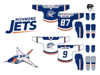 Richmond Jets Jerseys