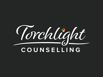 Torchlight Counseling logo help depression shine counselling logo counsel light torch