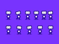 Prowler.io mascot design
