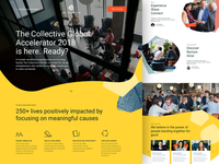The Collective Foundation UX/UI