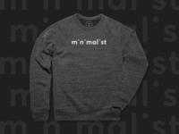 Minimalist Sweatshirt