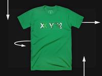XYZ T-shirt design