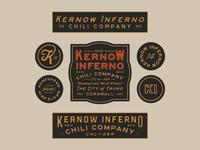 Kernow Inferno Chili Co.