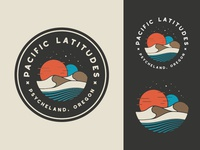Pacific Latitudes Badge