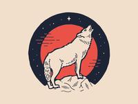 Singing Sands Wolf
