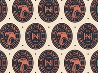 Nite Hawks Badges