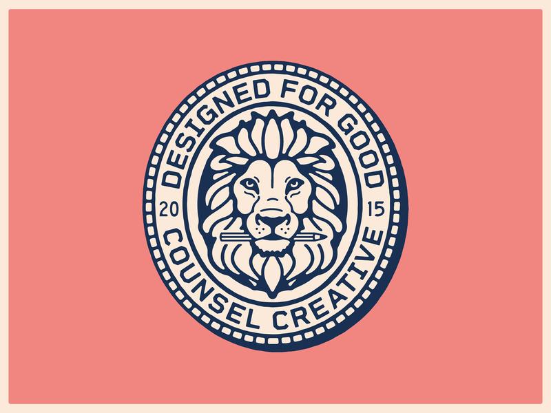 CC WIP stuffs tennessee lion apparel brand drawing handdrawn portfolio art lockup design marks dribbble badge identity logo typography graphic design branding illustration