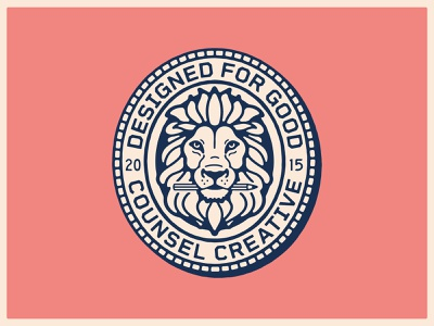 CC WIP stuffs tennessee lion apparel brand drawing handdrawn portfolio art lockup design marks dribbble badge identity logo typography graphic design branding illustration