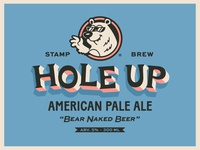 Hole Up! American Pale Ale