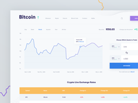 Crypto UI White