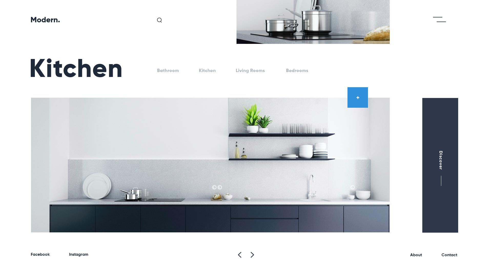 Web Design Spotlight: Giga Tamarasvili