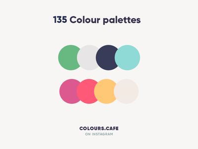 Colours.cafe colorscheme ui palettes palette color colours colors