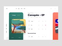 Musictime UI