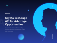 Crypto Exchange on Behance