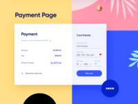 Payment Page color scheme yellow blue basket cart payment app payments confirm money payment form payment method card pay payment bitcoin app design ui ux finance
