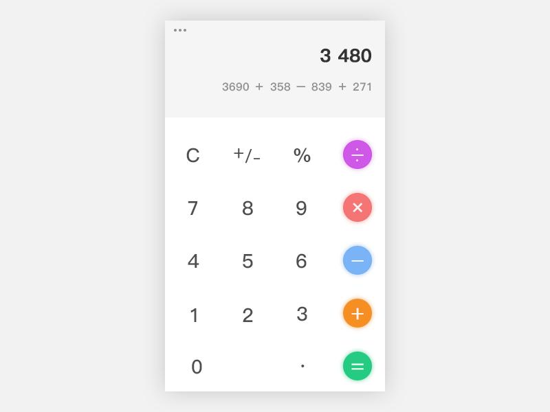 Daily UI #008 simple graph idea app ux ui