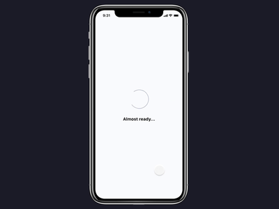 Loading state for content figma app design user experience ui ux loading animation state loading