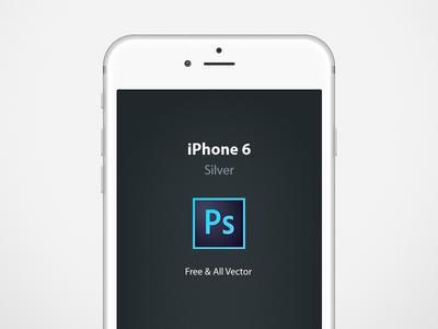 Iphone 6 Mockup Dribbble