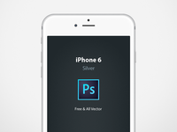 Iphone 6 Mockup Dribbble