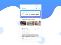 Edfora Expert Homepage