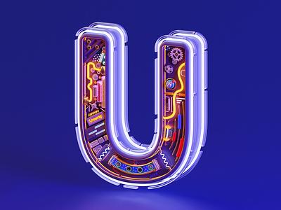 U Like Unwrap😎 uidesign 3dmodeling 3d render lighting lowpoly isometric ui render scene c4d maya blender 3d 3d design 3dart 3ddesign 3d illustration illustration