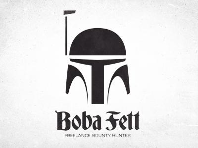 Star Wars Boba Fett Symbol