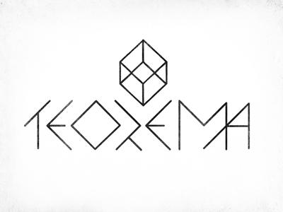 Teorema logo dribbble