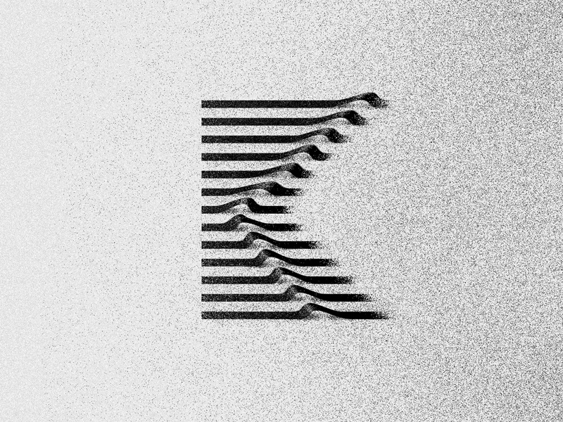Letter K graphic design design 36 days of type experimental typography symbol black typography
