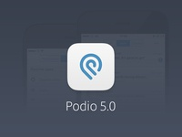 Podio 5.0 for iPhone