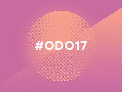 #ODO17 conference odo17 color