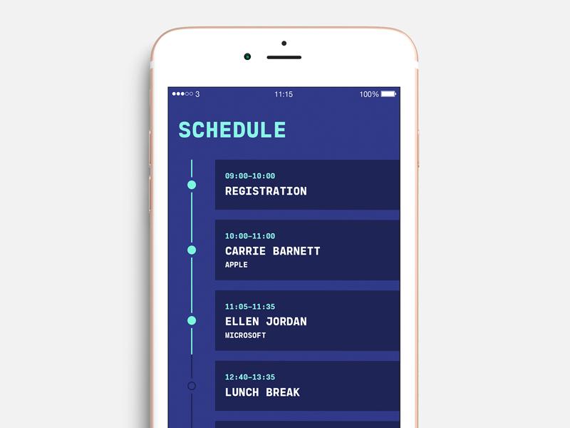 Scheduledesign