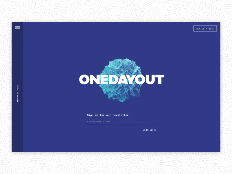 Onedayoutdribbble
