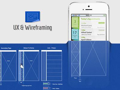 UX & Wireframing