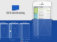 UX & Wireframing