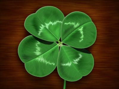 Shamrock shamrock 4leaf clover illustration