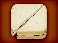 PB&J iOS Icon - Sliced