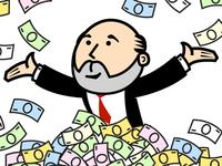 Bernanke the Monopoly Man
