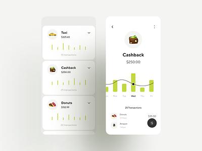 Online banking - finance app concept. wallet travel pattern cashback money fintech app banking website illustration graphics credit card transfer payments onboarding awsmd finance product design banking app mobile ux ui